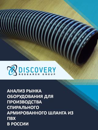 Анализ рынка оборудования для производства спирального армированного шланга из ПВХ в России