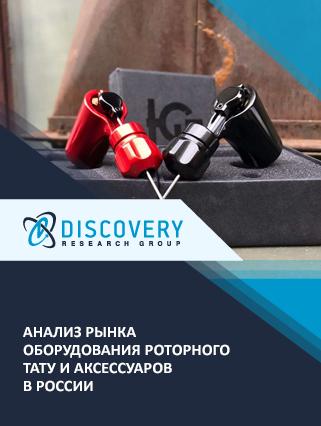 Анализ рынка оборудования роторного тату и аксессуаров в России