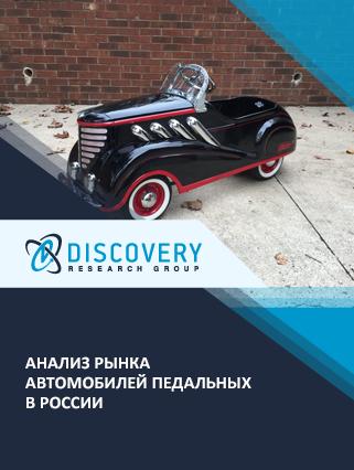 Анализ рынка автомобилей педальных в России