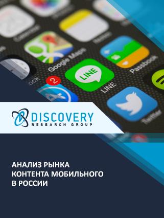 Анализ рынка контента мобильного в России