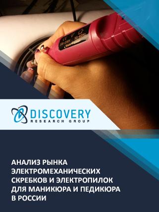 Анализ рынка электромеханических скребков и электропилок для маникюра и педикюра в России (с базой импорта-экспорта)