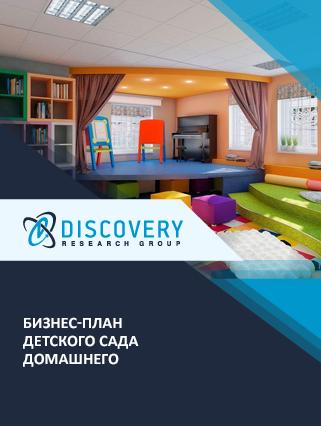 Бизнес-план детского сада домашнего