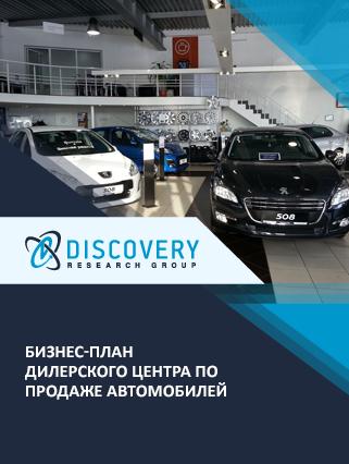 Бизнес-план дилерского центра по продаже автомобилей