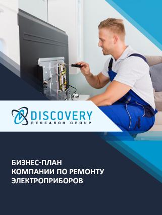 Бизнес-план компании по ремонту электроприборов