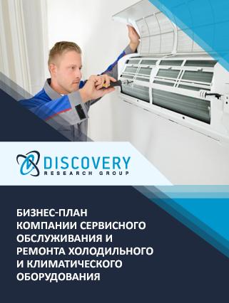 Бизнес-план компании сервисного обслуживания и ремонта холодильного и климатического оборудования
