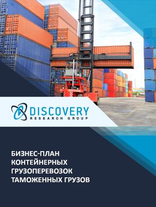 Бизнес-план контейнерных грузоперевозок таможенных грузов