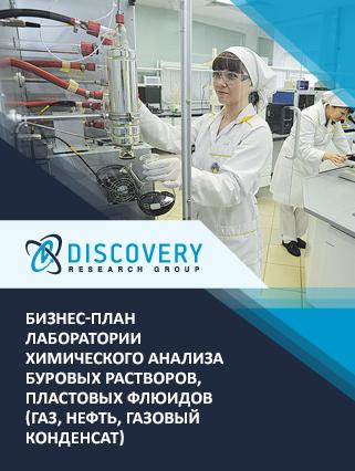 Бизнес-план лаборатории химического анализа буровых растворов, пластовых флюидов (газ, нефть, газовый конденсат)
