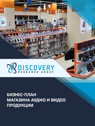 Бизнес-план магазина аудио и видео продукции