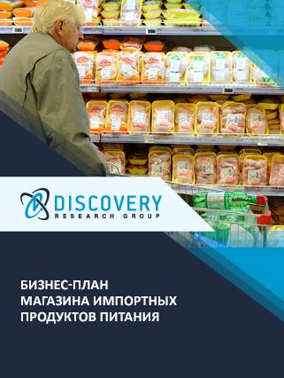 Бизнес-план магазина импортных продуктов питания