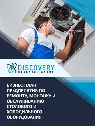 Бизнес-план предприятия по ремонту, монтажу и обслуживанию столового и холодильного оборудования