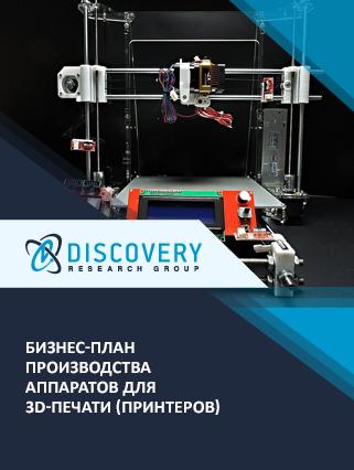 Бизнес-план производства аппаратов для 3d-печати (принтеров)