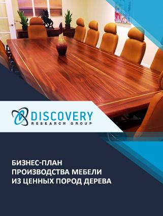 Бизнес-план производства мебели из ценных пород дерева