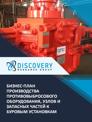Бизнес-план производства противовыбросового оборудования, узлов и запасных частей к буровым установкам