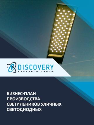Бизнес-план производства светильников уличных светодиодных