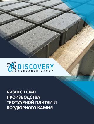 Бизнес-план производства тротуарной плитки и бордюрного камня