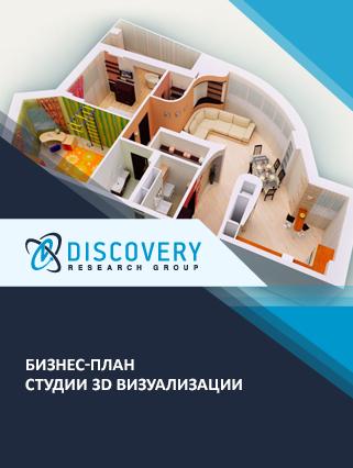 Бизнес-план студии 3d визуализации