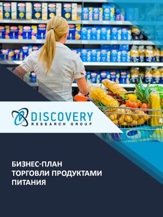 Бизнес-план торговли продуктами питания
