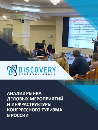 Анализ деловых мероприятий и инфраструктуры конгрессного туризма в России
