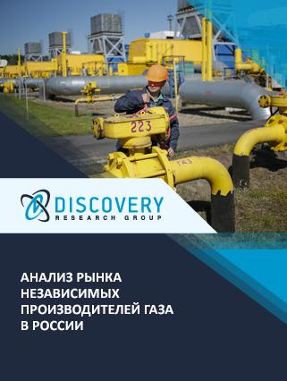 Анализ независимых производителей газа в России
