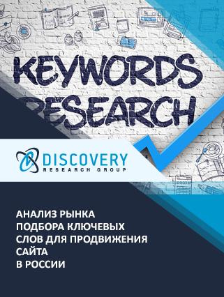 Анализ подбора ключевых слов для продвижения сайта