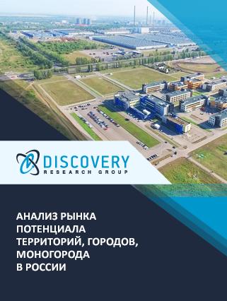 Анализ потенциала территорий, городов, моногорода в России