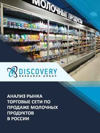 Анализ Торговые сети по продаже молочных продуктов в России