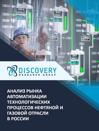 Анализ рынка автоматизации технологических процессов нефтяной и газовой отрасли в России