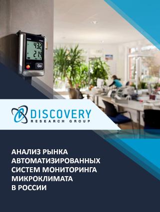 Анализ рынка автоматизированных систем мониторинга микроклимата в России