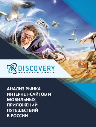Анализ рынка интернет-сайтов и мобильных приложений путешествий в России