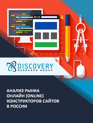 Анализ рынка онлайн (online) конструкторов сайтов в России