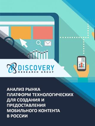 Анализ рынка платформ технологических для создания и предоставления мобильного контента в России