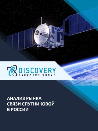 Анализ рынка связи спутниковой в России
