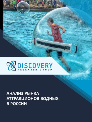 Анализ рынка аттракционов водных в России
