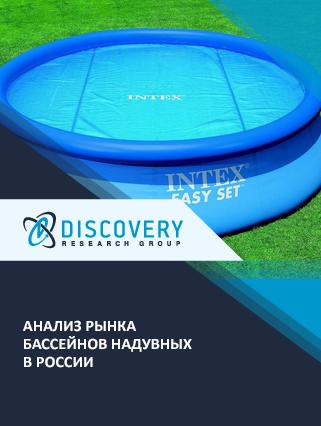 Анализ рынка бассейнов надувных в России