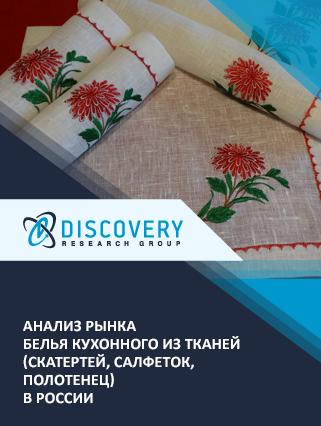 Анализ рынка белья кухонного из тканей (скатертей, салфеток, полотенец) в России
