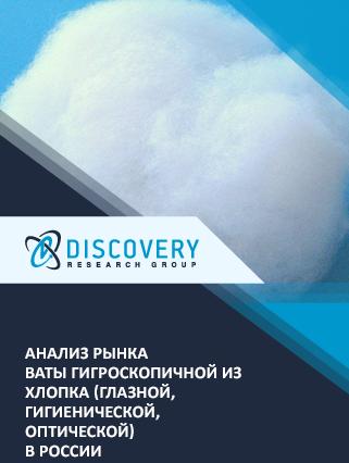 Анализ рынка ваты гигроскопичной из хлопка (глазной, гигиенической, оптической) в России