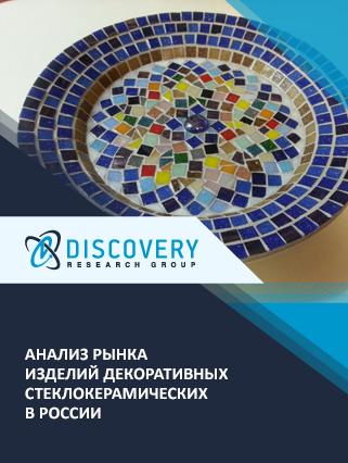 Анализ рынка изделий декоративных стеклокерамических в России