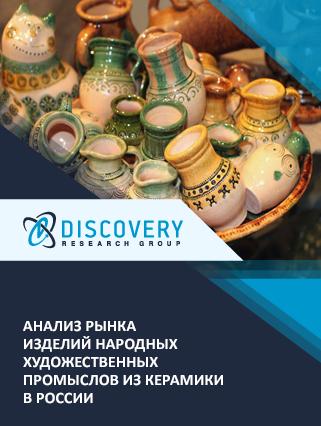Анализ рынка изделий народных художественных промыслов из керамики в России