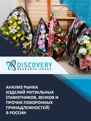 Анализ рынка изделий ритуальных (памятников, венков и прочих похоронных принадлежностей) в России