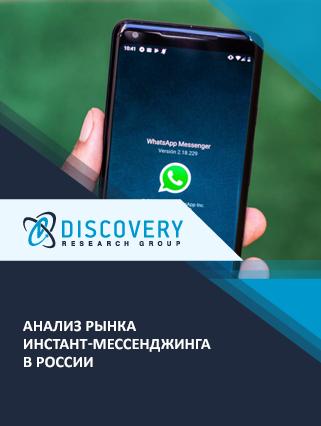 Анализ рынка инстант-мессенджинга в России