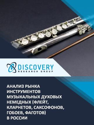 Анализ рынка инструментов музыкальных духовых немедных (флейт, кларнетов, саксофонов, гобоев, фаготов) в России