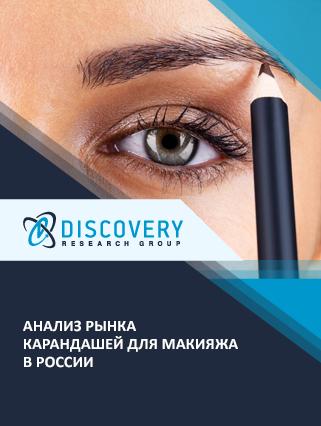 Анализ рынка карандашей для макияжа в России