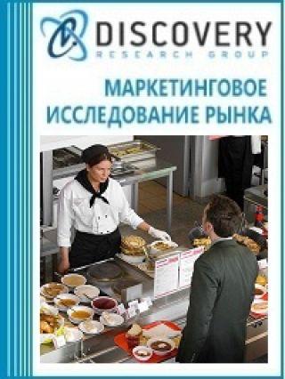 Анализ рынка общественного питания в Екатеринбурге в России