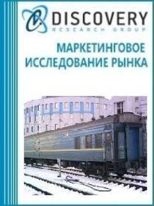 Анализ рынка вагонов специализированных несамоходных (почтовые, багажные) в России
