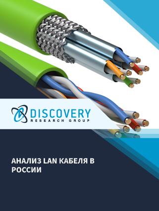 Анализ LAN кабеля в России (с базой импорта-экспорта)