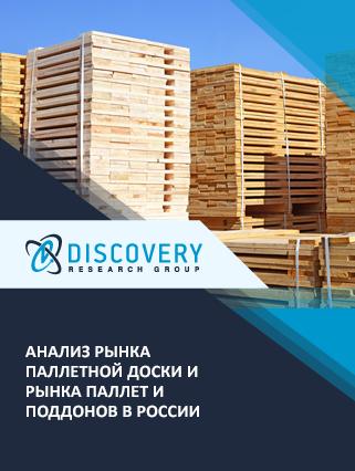Анализ рынка паллетной доски и рынка паллет и поддонов в России (с базой импорта-экспорта)