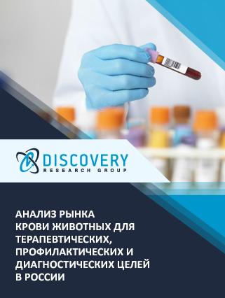 Анализ рынка крови животных для терапевтических, профилактических и диагностических целей в России