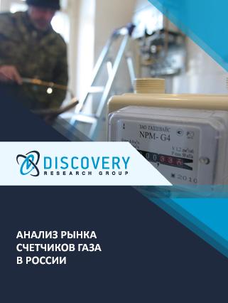 Анализ рынка счетчиков газа в России (с базой импорта-экспорта)