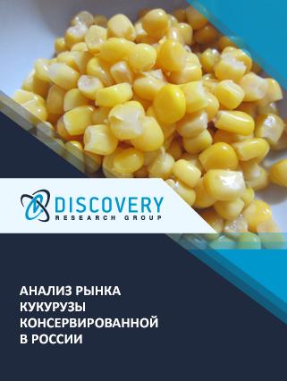 Маркетинговое исследование - Анализ рынка кукурузы консервированной в России