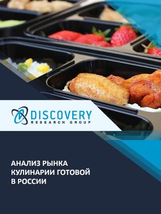Маркетинговое исследование - Анализ рынка кулинарии готовой в России